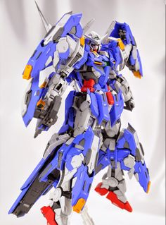 GUNDAM GUY: 1/100 Gundam Avalanche Exia - Customized Build