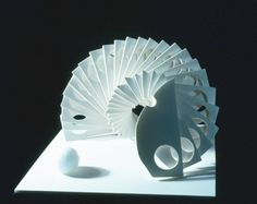 Foam Core Constructions - this page has some really nice examples of student foam core sculpture.