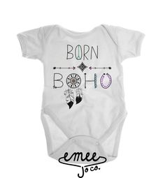 Born Boho, Bohemian Baby Clothes, Baby Girl Clothes, Bohemian Baby Girl, Boho Baby Girl, Boho Toddler Girl, Boho Shirt, Boho Clothes