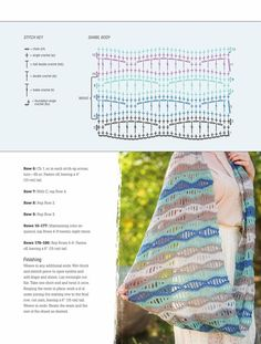 Poetic Crochet: 20 Shawls Inspired by Classic Poems — Yandex. Crochet Shawl Diagram, Crochet Poncho, Crochet Chart, Crochet Scarves, Crochet Motif, Crochet Clothes, Crotchet Patterns, Shawl Patterns, Crochet Stitches Patterns