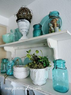 Beach Cottage Decor-Waterside Blog Tour