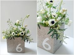 10 creative projects to decorate with concrete blocks #diy #home