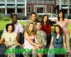 Army Wives, So sad its ending!