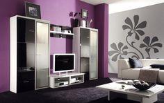 fialová ložnice - Hledat Googlem