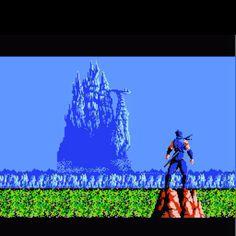 Ninja Gaiden -- NES