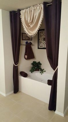 We're gathering 55 of our favored inexpensive shower room embellishing ideas for transforming your room from standard to stylish. See them all right here. Bathroom Towel Decor, Bathroom Curtains, Bath Decor, Shower Curtains, Bathroom Storage, Bathroom Drawers, Wall Storage, Bathroom Wall, Dorm Curtains