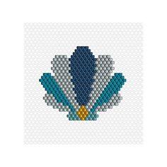 Loom Bracelet Patterns, Peyote Stitch Patterns, Beading Patterns Free, Seed Bead Patterns, Bead Loom Bracelets, Beaded Jewelry Patterns, Miyuki Beads, Stitch Crochet, Beaded Earrings Native