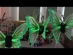 Amazing tron dance led costumes and led wings under testing, Led Costume, Costumes, Laser Show, Stage Show, Wings, Entertainment, Dance, Make It Yourself, Halloween