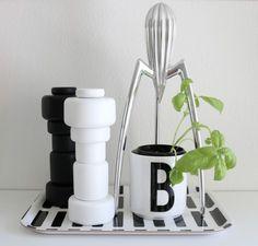 Black And White, Detail, Kitchen, Decoration, Design, Home Decor, Furniture, Decor, Cooking