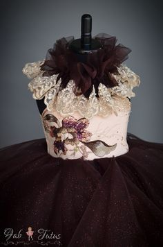 FabTutus | Products | Anna Triant Couture | Tulle Collar