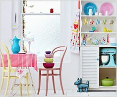campanha westwing arco-iris  - http://www.cashola.com.br/blog/casa/cozinhas-cheias-de-cor-e-estilo-371
