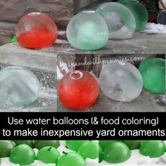 Love it? Pin it to SAVE it! PIN IT HERE Follow Spend With Pennies on Pinterest for more great tips, ideas and recipes! Leave your own great tips in the comments below! These were way too fun to make! The best part was once they were frozen, removing the balloon to reveal the cool designs …