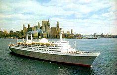 Cruise- SS Rotterdam- Holland American