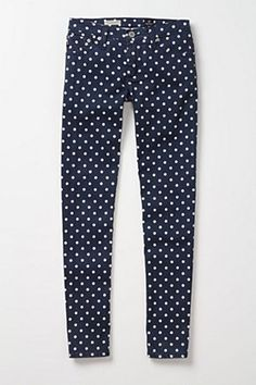 AG Polka Dot Stevie Trousers... Need these in my life!!