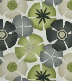 Robert Allen Home Decor Fabric Solid Pure Petals Geystone - pillows