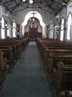 This is the church where we're gonna get married
