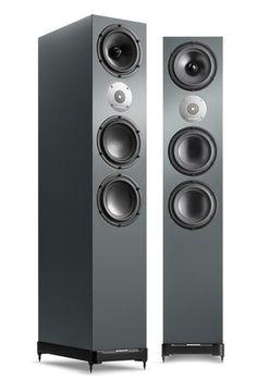 Audiophile Speakers, Monitor Speakers, Best Speakers, Hifi Stereo, Bookshelf Speakers, Hifi Audio, Audio Speakers, Speaker Plans, Speaker System