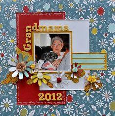 Layout: Grandmama