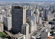Brasil. Sao Paulo Alguma coisa acontece no meu coração....