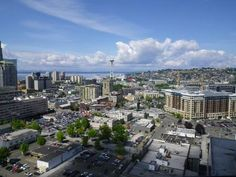 The view from Facebook Seattle's new downtown office