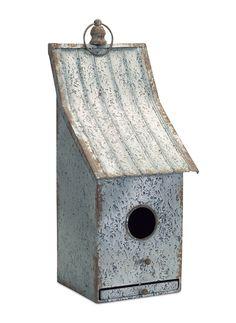 22 in x 8.5 in x 8 in Birdhouse