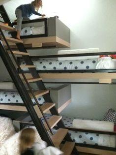 {Interiors} Top 10 coolest kids bunk beds | Rue du chat-qui-pêche
