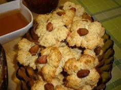 biscoitos de aveia e amendoa