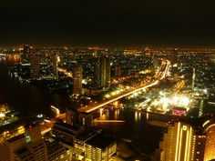 From magnificent temples to Asia's largest shopping centers, the city of Bangkok definitely has all what it takes to entertain visitors from all origins either they are on their first or on their hundredth visit. http://www.slideshare.net/adrianpye/bangkok-a-happening-metropolis-and-bustling-city-of-thailand
