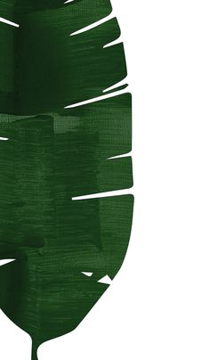 Ideas For Modern Green Wall Design Leaf Prints, Wall Art Prints, Poster Prints, Poster Wall, Botanical Wall Art, Botanical Prints, Silkscreen, Posca Art, Green Wall Art