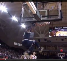 NCAA: dunks of the week (ACC) - vidéo