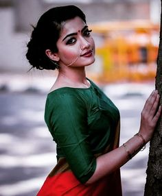Rashmika mandana cutest and sexiest tollywood south Indian Actress insane beauty face unseen latest hot sexy images of her body show and nav. Beautiful Girl Indian, Most Beautiful Indian Actress, Beautiful Saree, Beautiful Bollywood Actress, Beautiful Actresses, Beautiful Models, Beautiful Celebrities, Beautiful Images, Cute Girl Poses