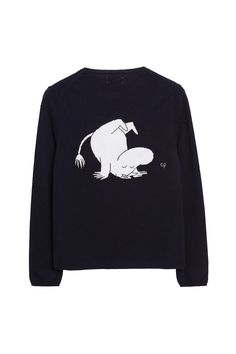 A classic must-have has been fused with a playful standout Moomin intarsia for this statement sweater. Beautiful Clothes, Beautiful Outfits, Cute Outfits, Moomin Valley, Cold Weather Outfits, Cashmere Sweaters, Thrifting, Personal Style, Dress Up