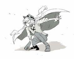 """Polubienia: 43, komentarze: 1 – ❤ _.Dazai_Osamu._ ❤ (@chxxya_nakahara) na Instagramie: """"Spacer"""""""