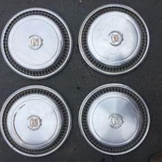 "Set 4 1955 Pontiac 15"" Factory/OEM Wheel Hub Caps Polished #Cadillac Car 15, Oem Wheels, Lincoln Town Car, Hub Caps, Wheel Cover, Cadillac, Ebay"