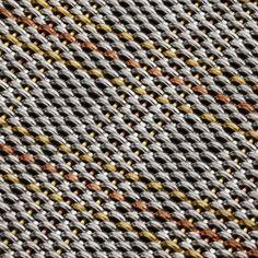 Woven wire fabric (dense mesh) - DI-2 - BANKER WIRE