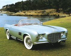 1955 Chrysler-Ghia Falcon Convertible Concept _________________________ WWW.PACKAIR.COM
