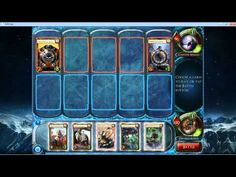 SolForge - gameplay 1 - SolForge is a Free to play , collectible trading card, Strategy MMO Game