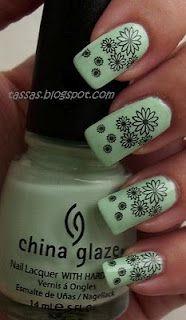 China Glaze - Fresh Mint