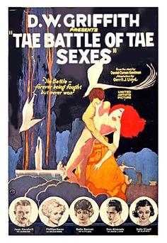Vintage Movie Poster - 1928