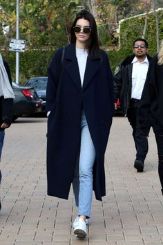 See the best of Kendall Jenner's model-off-duty looks here: