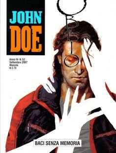 Una delle mie copertine preferite di John Doe One of my John Doe's favourite covers By Massimo Carnevale