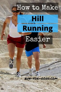 Running Discover How to Make Hill Running Easier Knowing how to run hills properly can help you embrace hill running. Heres the best techniques and tips for hill running. Running Hills, Running Plan, Running On Treadmill, Running Workouts, Trail Running, Learn To Run, How To Start Running, How To Run Faster, Running Humor