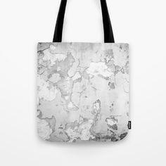 Old rustic wall Tote Bag by karidesign Rustic Walls, Poplin Fabric, Hand Sewn, Original Artwork, Stress, Reusable Tote Bags, America, Shoulder, Cotton