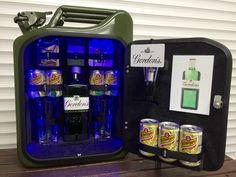 Southern Comfort Jerry Can Mini Bar | eBay