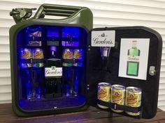 Southern Comfort Jerry Can Mini Bar | eBay