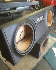 Speaker box with two kicker comp 10s my car pinterest box built for 2 jlaudioinc 13w5s powered by publicscrutiny Image collections