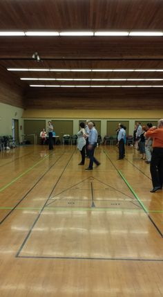 Tonight, Egor Shalvarov and Alla Profitalova are teaching a workshop on Social Foxtrot. Tomorrow, they will be dancing at Pacifica!!