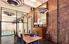 Contemporary Soho Loft