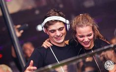 Martin Garrix at BCM Planet Dance, Mallorca with Sophie Francis music