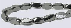 High Power Magnetic Hematite 4x8 (4-sided) Swirl AAA Grade.